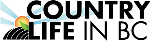 Country Life In BC Logo