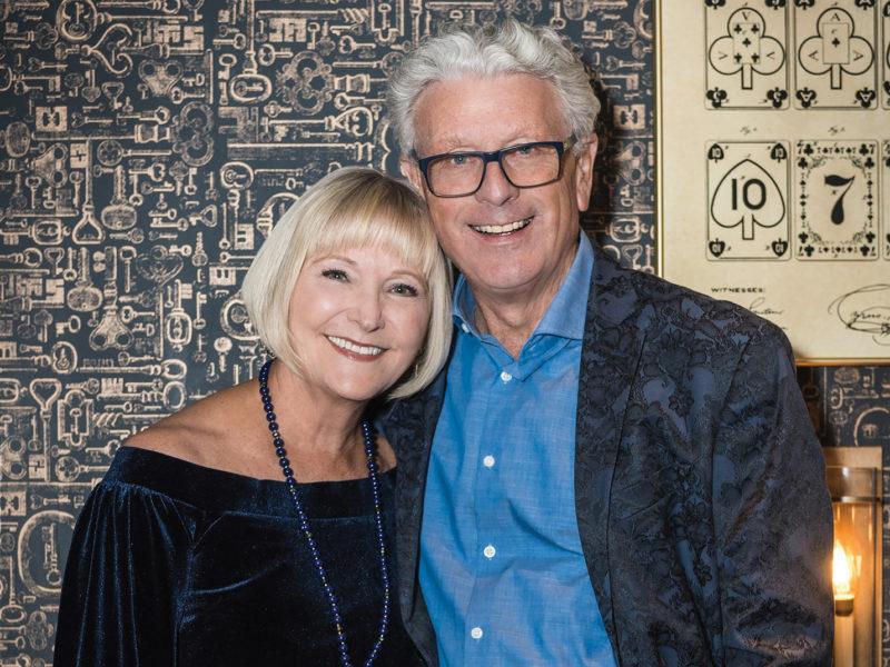 Judy & Ralph May